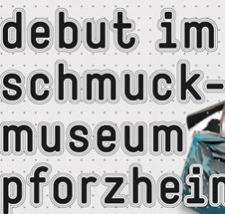 debut im schmuckmuseum