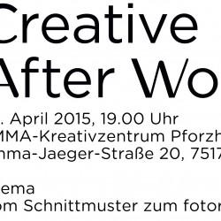 Einladung Creative After Work_29.4.2015