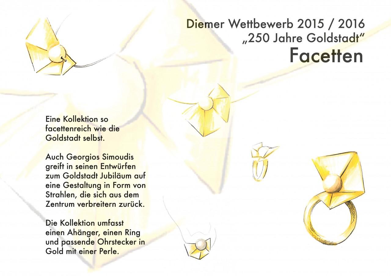 Melanie Janke Nominiert für Diemer Wettbewerb